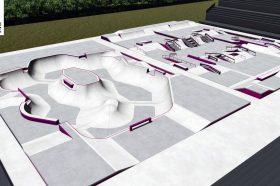 Le 1er Skatepark Olympique à Tokyo révélé-image