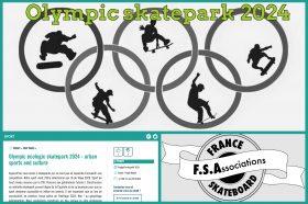 SKATEPARK OLYMPIC 2024 au Budget participatif 2018-image