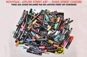 Atelier STREET ART – Paris Street Culture-image