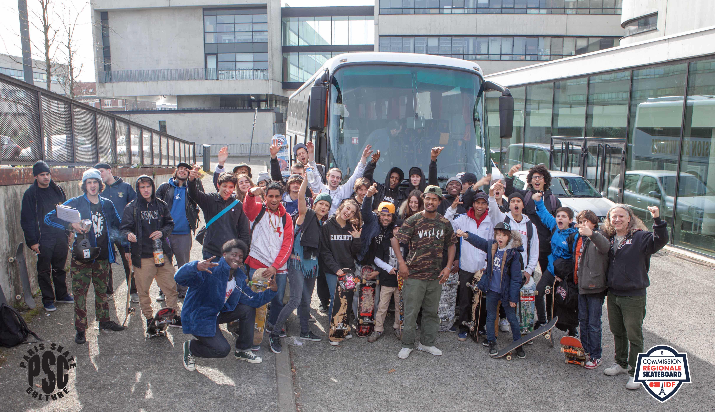 Bustrip Lille championnats France 2017-image