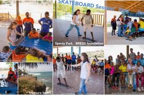 "Soyez acteur du projet "" JAMAICAN SKATEBOARD Foundation-image"