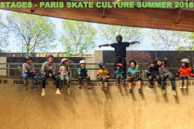 Dates STAGES d'été skateboard – Summer skate trips-image