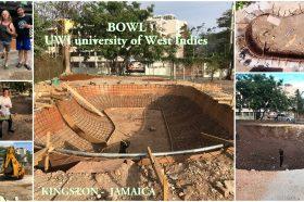 Building skatepark in Jamaica – UWI bowl-image