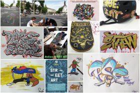 Ateliers STREET ART au coeur de Paris-image