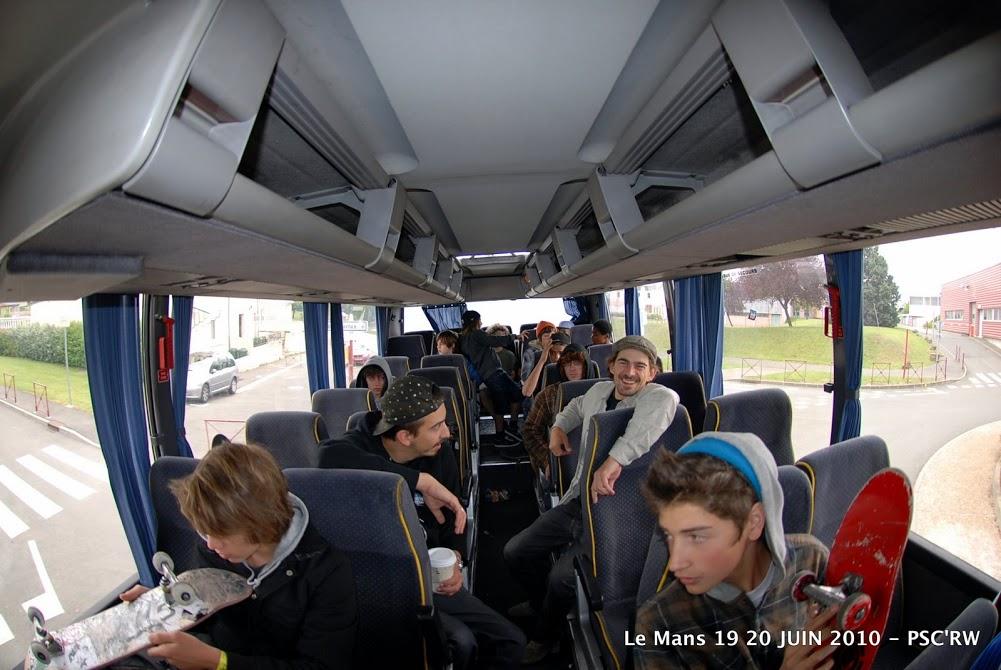 BUSTRIP CDF -LE MANS 2010-image