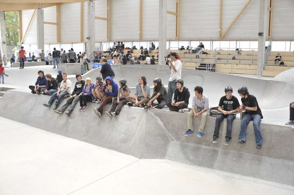 PARIS SKATE DAY – SG-image