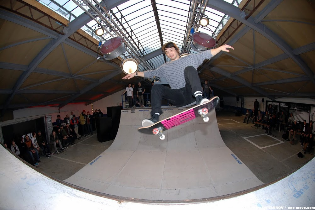 CONVERSESSION Paris 3e – One Move Mini ramp-image