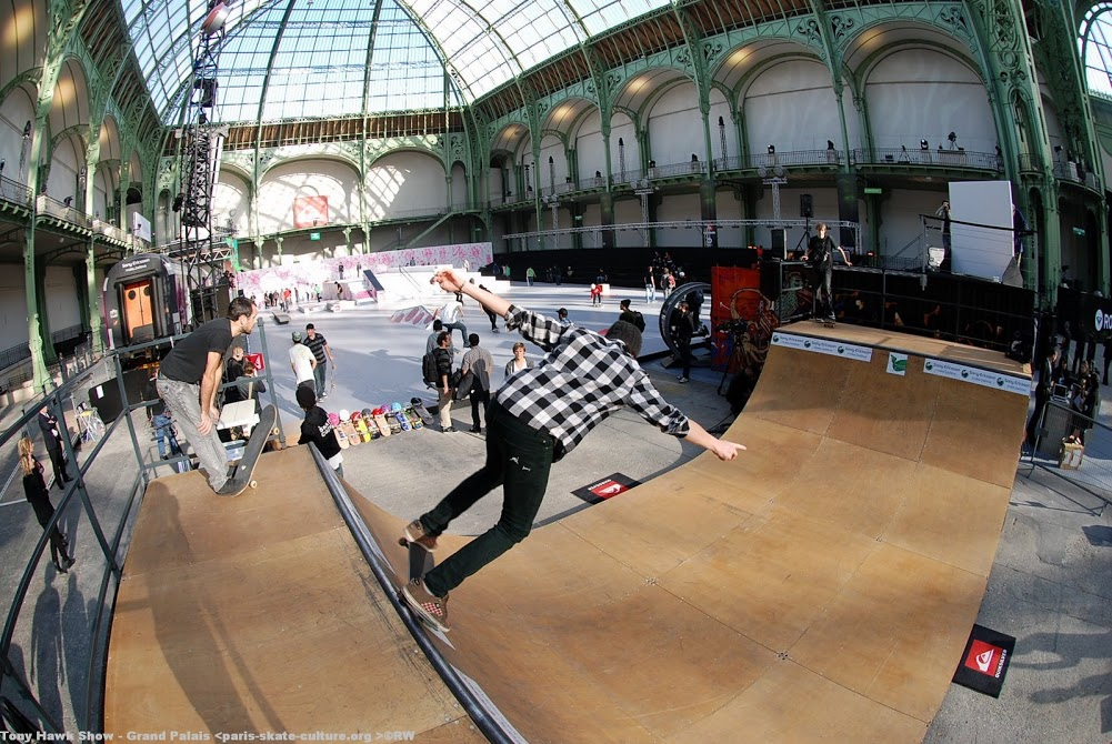 QUIKSILVER ' Tony Hawk Show – PARIS-image