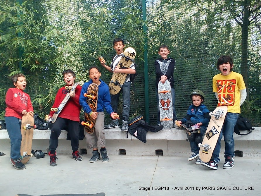stage skatepark EGP18 Avril 2011-image