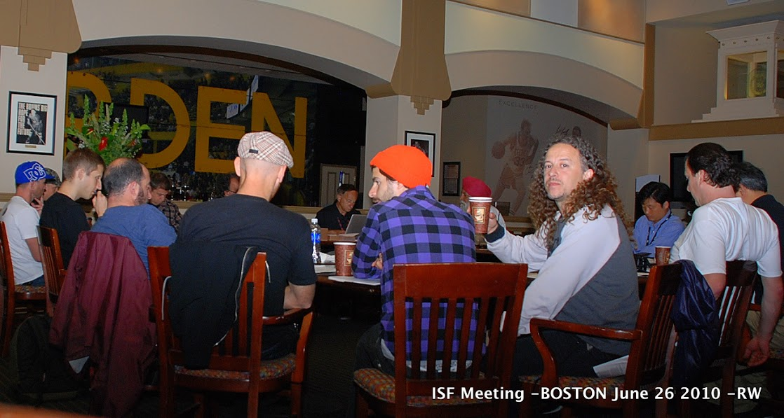 ISF MEETING BOSTON-image
