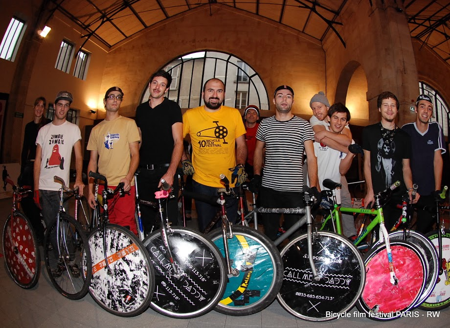 Bicycle Films Festival 2 – Bike Polo-image