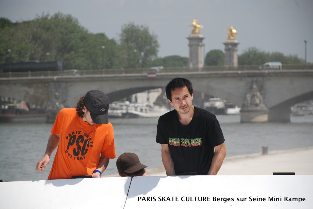 PSC Skateboarding Day – Berges 2 Seine-image