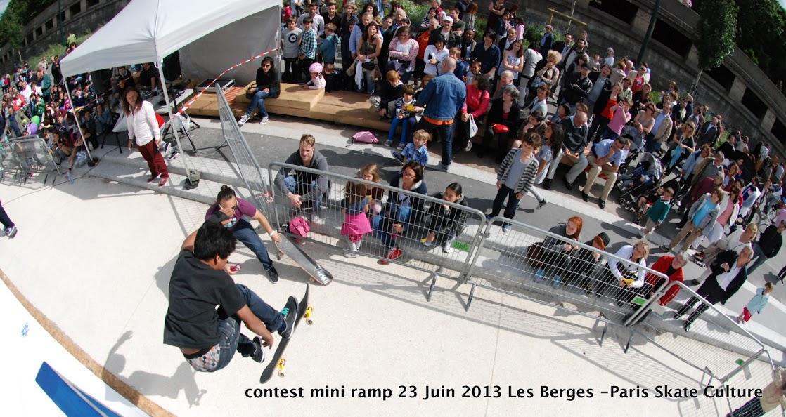 Contest mini rampe kids – berges sur seine-image