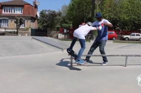 Stages été PSC street et skatepark-image
