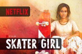 SKATER GIRL sur NETFLIX-image
